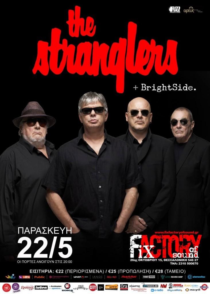 The Stranglers + BrightSide.