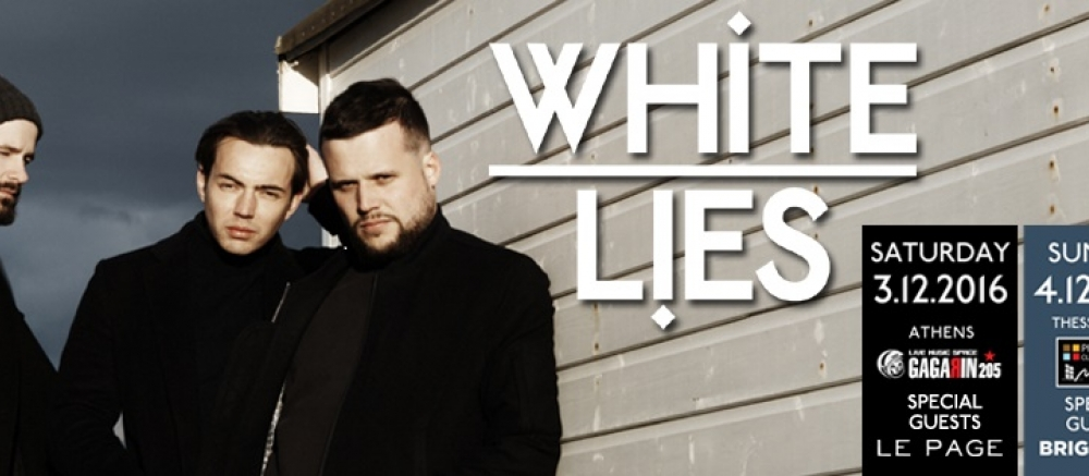 White Lies Principal cover