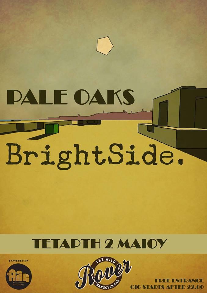 BrightSide. + Pale Oaks @ Rover
