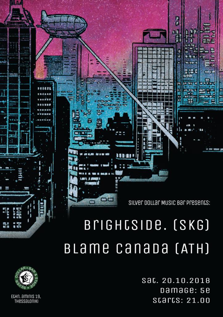 BrightSide. - Blame Canada @ Silver Dollar
